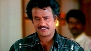 Rajnikanth Climax Action Scene - Arunachalam Movie