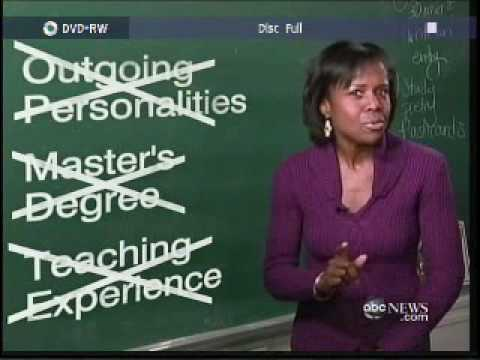 ABCNews - What Makes Great Teachers - 02-26-2010.ASF