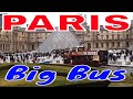 Paris Hop On Hop Off | Big Bus - Blue line | Filipina Vlogger In Vienna