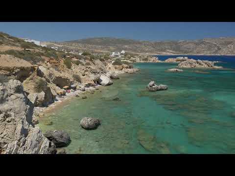 36 Beaches of Karpathos and Saria Islands, Greece - 12 min., 4K