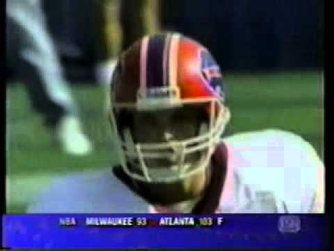 1998 News: Bills Sign Doug Flutie