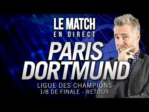 🔴 Le Match en direct : PSG 2 - 0 DORTMUND / PSG - BVB (Football)