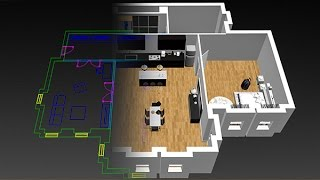 3ds Max Modeling Apartman Step by Step
