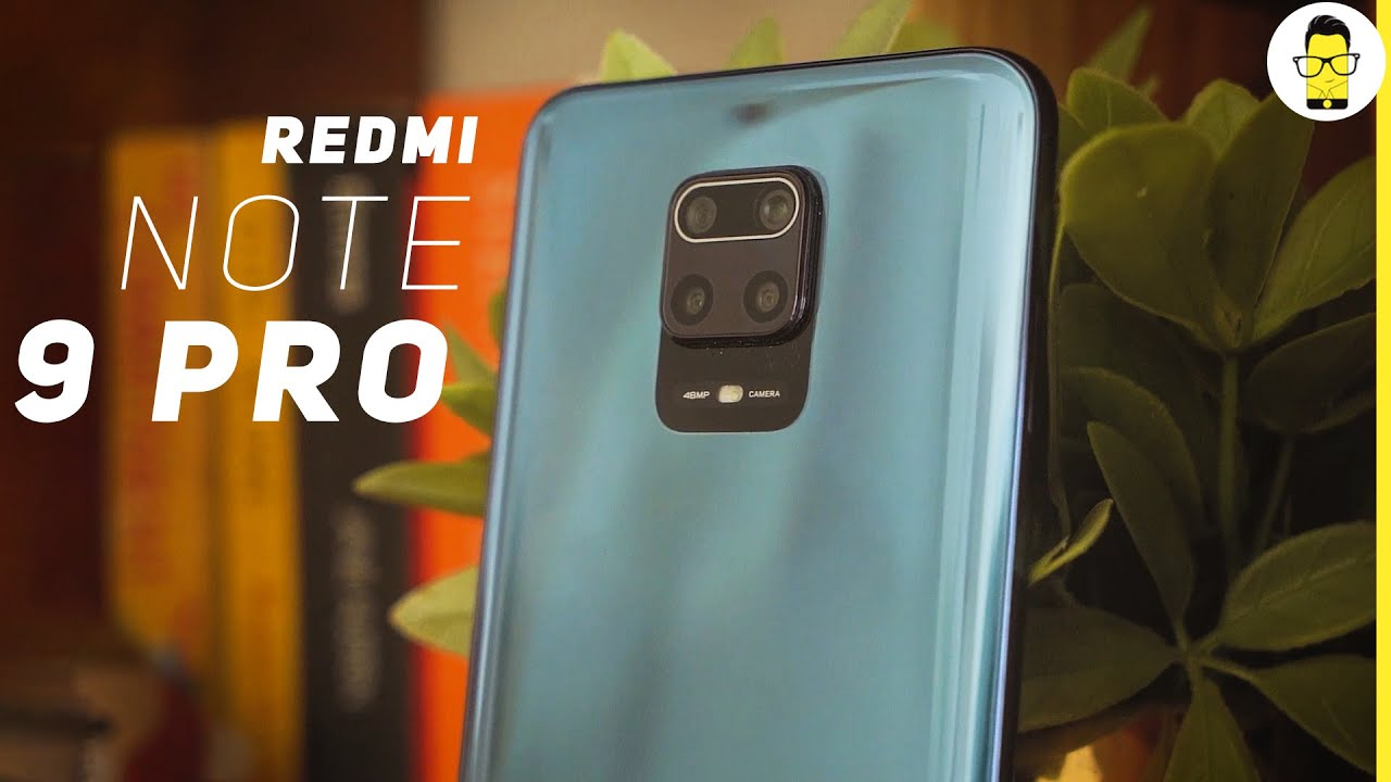 Redmi Note 9 Pro hands-on review & unboxing - a refined side-grade