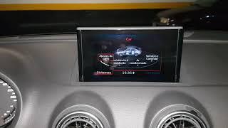 VW Golf MK7 Offraod Information screen activation - Видео клуб