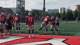 What we learned about Ohio State's offensive line