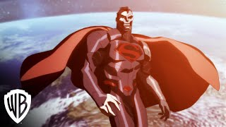 "Reign of the Supermen clip - ""Cyborg Superman"""