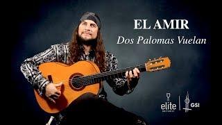 """EliteGuitarist Flamenco - """"Dos Palomas Vuelan"""" played by El Amir"""