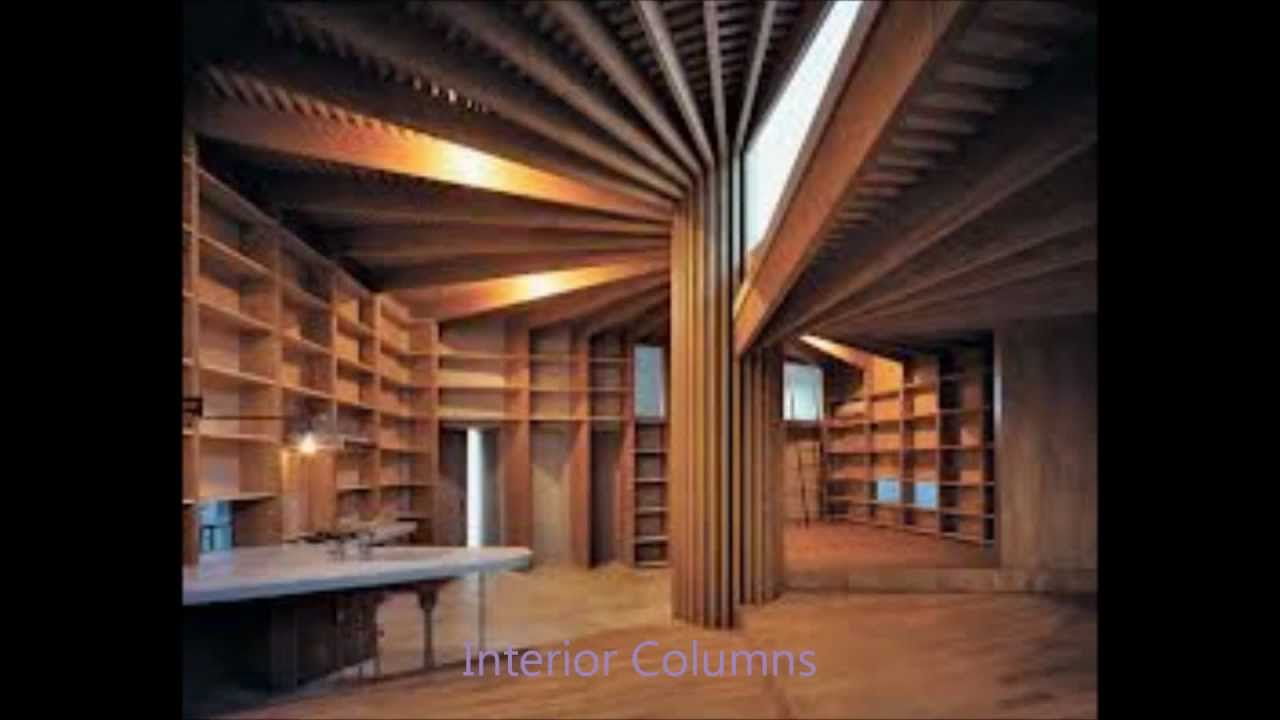 Decorative Interior Columns Interior Columns Youtube