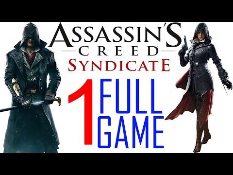 assassins creed syndicate gameplay no commentary