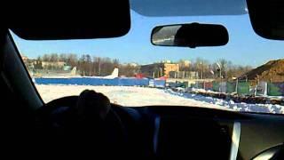 Тест-драйв Subaru Impreza WRX