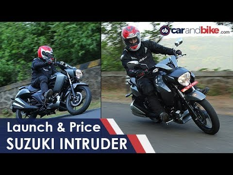 Suzuki Intruder 150 Launched | Prices, Specs, & Features | NDTV carandbike