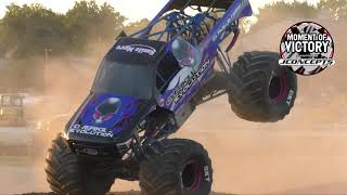 TMB TV: ActionTracks 9.7 - 4-Wheel Jamboree Indianapolis, IN Highlights 2018 Monster Trucks 9/15/18