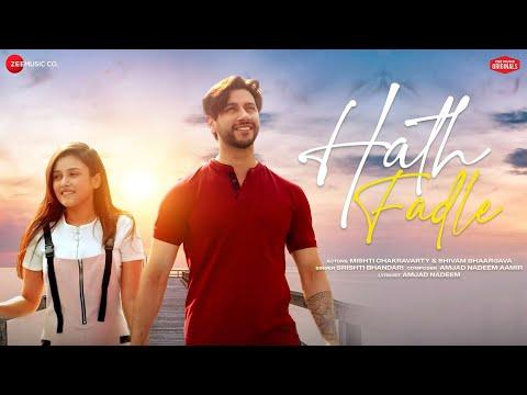 Hath Fadle - Mishti & Shivam | Srishti Bhandari | Amjad Nadeem Aamir | Zee Music Originals