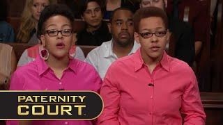Twins Believe Man Who Raised Them Is Father, Now There's Tension (Full Episode) | Paternity Court