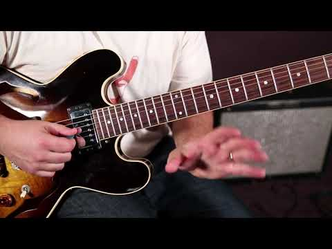 Slow Blues Pentatonic Licks (Inspired by Slow Hand Eric Clapton