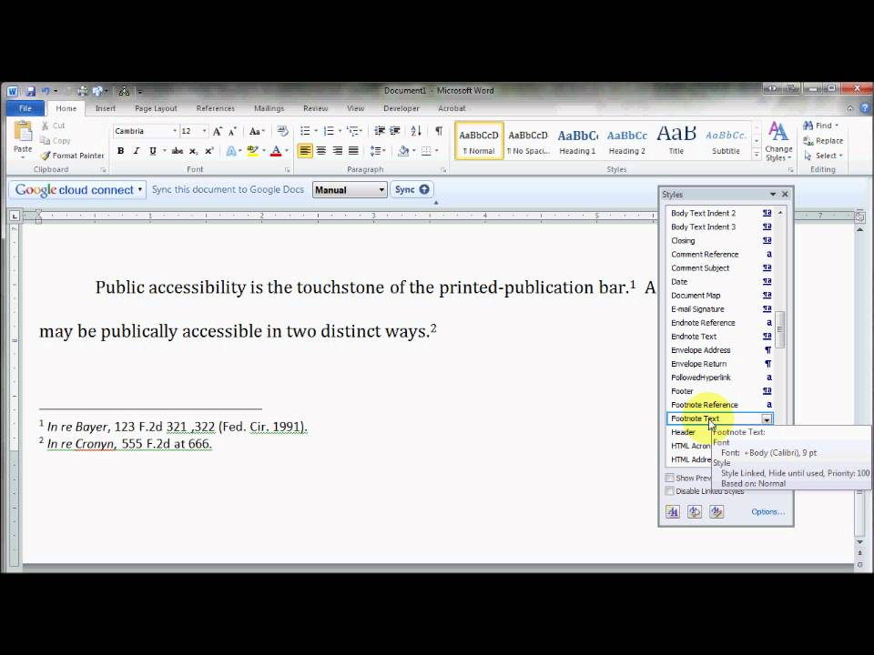 how to change default font in word 2017