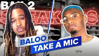 TAKE A MIC - Bail 2 Sneakers