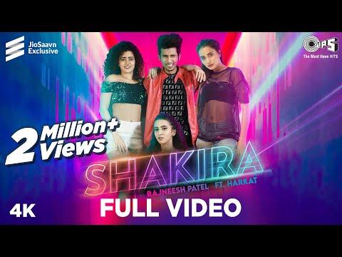SHAKIRA | Rajneesh Patel | Harkat | Latest Marathi Songs 2020 | Marathi Party Song | Official Video