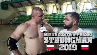 Mistrzostwa Polski Open Strongman 2019 / Strongman Polish Championship FULL EVENT