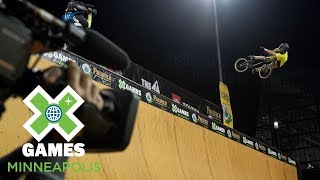 BMX Vert: FULL BROADCAST | X Games Minneapolis 2018