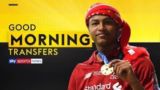 Can Liverpool rely on youth or do they need to make signings to strengthen? | Good Morning Transfers
