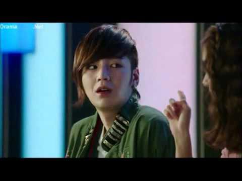Love Rain Kiss Scene-Jang Keun Suk & Yoona