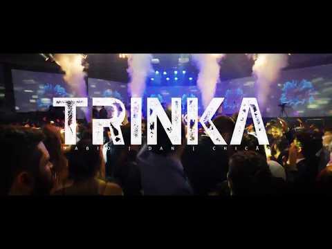 TRINKA - Deixa o Amor Fluir Teaser ao vivo
