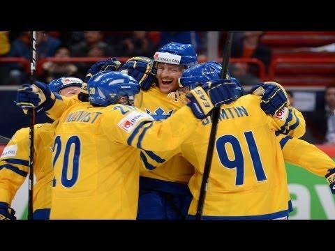 Sweden-Belarus 2-1