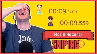 Taking World Records From The TOP RANKED PLAYERS IN THE WORLD!!!
