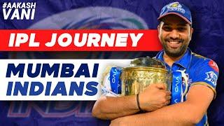 WHY is MI the most SUCCESSFUL IPL team?   #AakashVani   Mumbai Indians Analysis