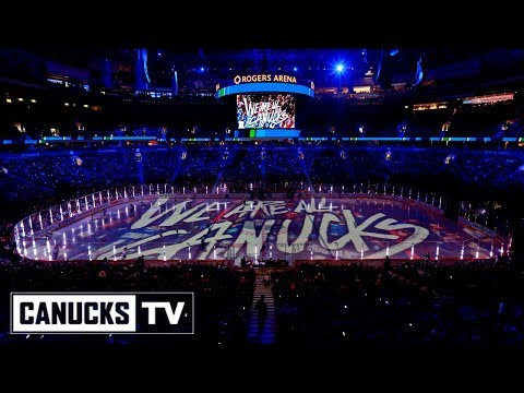 Vancouver Canucks 2017.18 Pre-Season Open Video
