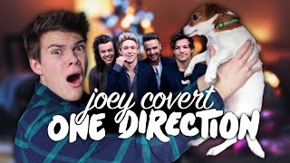 ONE DIRECTION - IF I COULD FLY (Cover) - #FragJosef | Joey's Jungle