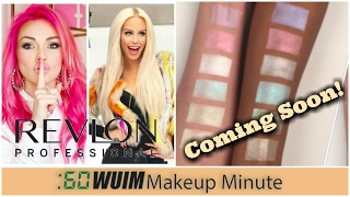 Makeup Minute | KANDEE JOHNSON & GIG GORGEOUS FOR REVLON! + NEW HIGHLIGHTERS COMING SOON FROM BH!