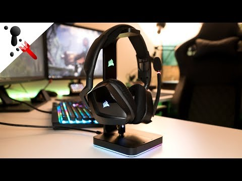 Corsair ST100 RGB Headset Stand Review