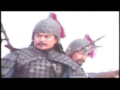 Sun Ce Fights Taishi Ci (Romance Of The Three Kingdoms 1994)