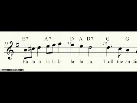 Deck the Halls for recorders.mp4