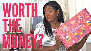 Worth the Money?!? FabFitFun Box Fall 2018 Unboxing and Review
