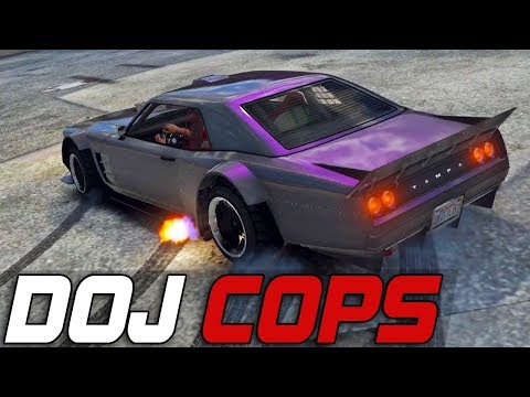 Dept. of Justice Cops #276 - Drift Life (Criminal)