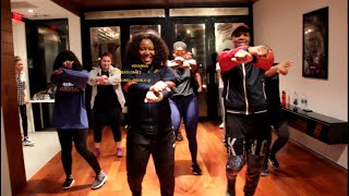 Amanda Malela - Hosanna Afrobeats Dance Class