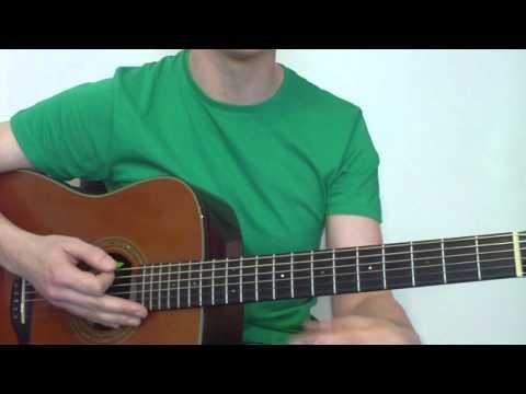 Payphone - Maroon 5 ft Wiz Khalifa ( No Capo Guitar Lesson )