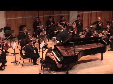 Bianna Bell - 2017 Kaufman Music Center Concerto Competition Winners' Concert