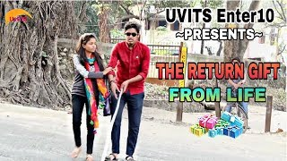 The Return Gift From Life |SILENT COMEDY| |UVE10|