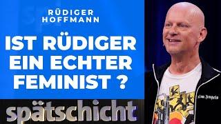 Rüdiger Hoffmann ist ein echter Romantiker