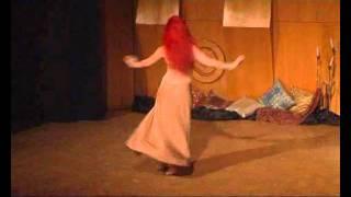 أم كلثوم - لسه فاكر Sharon Cohen dance-Oum Kalthoum-Lessa Faker