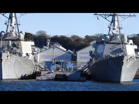 United States Fleet Activities Yokosuka and Japan Marine Self Defense Force