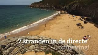5 Sterren camping Le Châtelet in de Bretagne