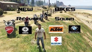 GTA 5 - New Bikes