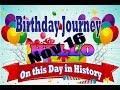 Birthday Journey Nov 16 New
