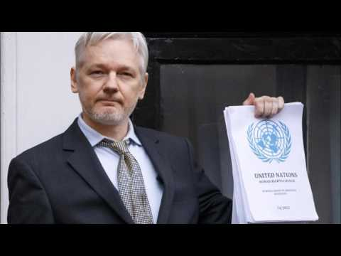 Julian Assange on The Laura Ingraham Show (4/11/2017)